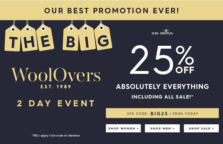 Woolovers Big 2 day event